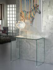 Consola Cristal Transparente