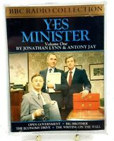 NEW & SEALED Yes Minister Vol.1 Audio Book Cassette Tapes BBC Radio Collection
