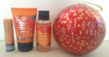 Yves RocherGift Set 3 pieces + Red Bauble Christmas Ornament Limited Edition