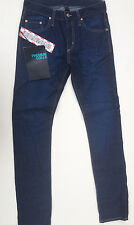 Nobody 20's Jeans 'PIPE JEAN' Size 29 L34 AU11 NEW RRP $269 Womens Stunning