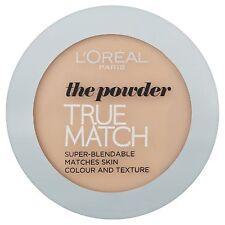 L'Oréal (LOREAL) Paris True Match Powder, Golden Ivory 9 g Number D1-W1