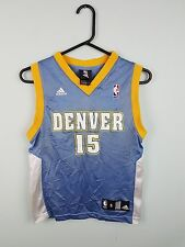 De Colección Azul ADIDAS NBA USA brillante audaz Deportes Atléticos Camiseta Top Uk 6