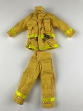 Urban Firefighter Uniform Set by 21st Century Toys 1/6th Scale Action Figure