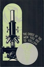 ATQ 1931 Catalog Bausch & Lomb Microscopes Accessories Binocular GSA GSEA GSETA