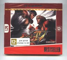 Street Fighter IV (PC, 2009) Russian Licence