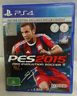 PS4 GAME - PES 2015 - PRO EVOLUTION SOCCER - EXCELLENT CONDITION