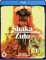 SHAKA ZULU NEW DVD