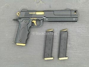1/6 Scale Toy Modified M1911 (Black)