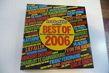 LES INROCKUPTIBLES PRESENTENT BEST OF 2006 COFFRET 3 CD. UFFIE DAHO RAPTURE....