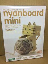 Kotobukiya KP427 Yotsuba&! Nyanboard Mini Character Plastic Model Kit