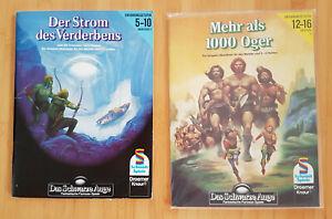 2 DSA-Hefte, Abenteuer 9, Der Strom des Verderbens, Mehr als 1000 Oger.