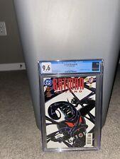 BATMAN BEYOND # 6 CGC 9.6 DC COMICS 1999 1ST SERIES INQUE