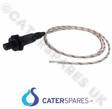 18mm PIEZO PUSH BUTTON SPARK IGNITOR IGNITION WITH 1 METRE HT LEAD BBQ OVENS