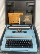 Smith-Corna Electra C/T Electric Type Writer With case