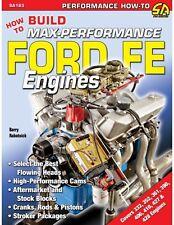 How to Build Max-Performance Ford FE Engines REBUILD WORKSHOP REPAIR MANUAL