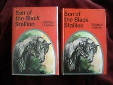 Walter Farley - SON OF THE BLACK STALLION - later printing