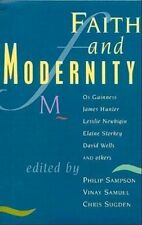 Faith and Modernity,Chris Sugden,etc.