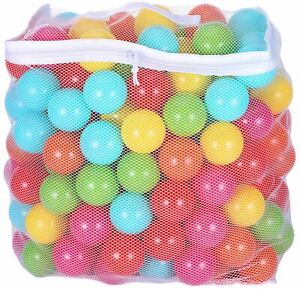 Everyday Essentials Phthalate Free BPA Free Non-Toxic Crush Proof Play balls Pit