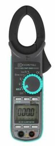 KYORITSU AC/DC Digital Clamp Meter KEW2046R