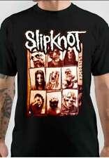 Joey Jordison Slipknot Rock Band t Shirt Size s 3xl