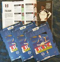 Brighton v Fulham 2020/21 Premier League Programme 27/1/2021 BUY NOW