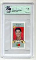 Cristiano Ronaldo 2003-04 Campioni Futuro True Rookie Card PGI 10