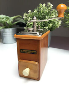 "Zassenhaus ""498 ROSEL"" Coffee Grinder เครื่องบดกาแฟ Kaffeemühle 커피 분쇄기 コーヒーミル"
