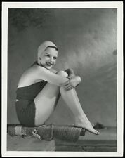 Judy Garland 1936 *Very Young before Wizard of Oz* MGM Type 1 Original Photo