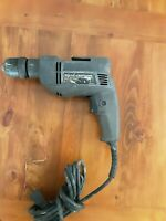 VINTAGE SEARS CRAFTSMAN USA INDUSTRIAL 3/8 INCH CORDED DRILL