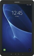 "New Samsung Galaxy Tab E 8"" T377A 16GB GSM Unlocked AT&T 4G LTE & Wi-Fi Tablet"