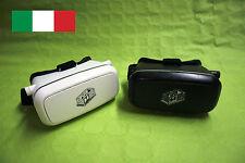 "VR Spectator Visore Occhiali Glasses Realtà Virtuale 3D 5.7"" Huawei P8 IN ITALIA"