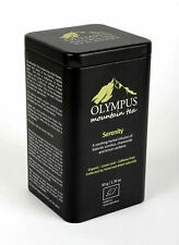 Serenity OLYMPUS Mountain Tea. Organic Tea Herb Mix. Metal Tin Box, 50g /1.76 oz