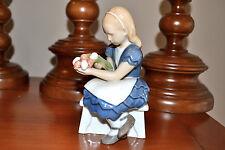Vintage B&G Bing & Grondahl *Ida's Flowers* Girl W Tulips 2298 Figurine Denmark