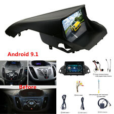 9'' Android 9.1 Car Radio Stereo Head Unit GPS MP5 FM For Ford Escape Kuga 13-17