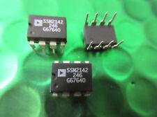 SSM2142P SSM2142 Analog Devices Balanced Line Driver IC DIP-8