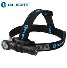 Headlamp Flashlight Olight H2R Nova 2000 Lumen USB Head Torch Natural White LED