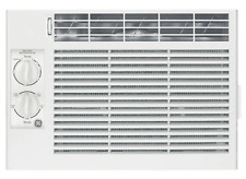 General Electric 5,000 BTU Window Mini cooling Air Conditioner, 115V, portable
