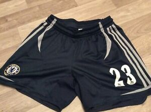 Official Adidas Chelsea FC Match Worn Players Shorts #23 Climacool UK XLarge 36.