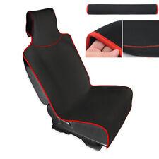 Tauchen Neopren Kfz Auto Sitzbezug Schonbezüge Wasserdicht Universal Schwarz 1x