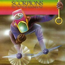 Fly To The Rainbow - Scorpions (2005, CD NUEVO)