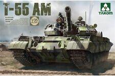Takom TAKO2041 1/35 T-55 AM Russian Medium Tank