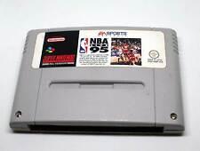 Super Nintendo juego Game módulo SNES-NBA Live 95 (baloncesto)
