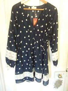 Tigerlily Dress, size s/m