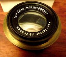 Lens Carl Zeiss Jena Nr.1505960 APO - Tessar 1:9 f=30cm large format
