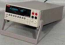 Keithley 2001 7 12 Digit Multimeter Multi Meter Dmm