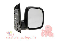 VW CADDY 2004 - 2010  Manual Wing Door Mirror RIGHT side  NEW  Left Hand Drive
