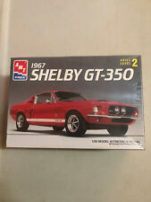 VINTAGE 1995 1/25 AMT ERTL 1967 MUSTANG SHELBY GT-350 FACTORY SEALED #6633