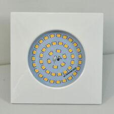 Lámpara LED Empotrable darlux 61021709 Foco blanco 10,5ww Cuadrados IP44