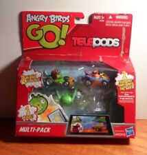 Angry Birds GO! Telepods Deluxe Multi-Pack New NIB