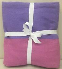 "Nwot Pottery Barn Teen Pbteen Essential Colorblock Throw Blanket 45 x 60"""